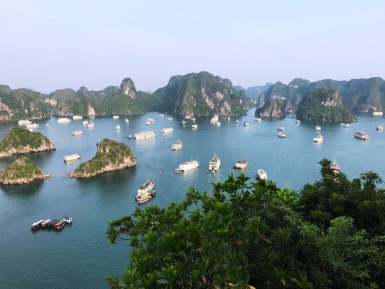 Beauty of Ha Long Bay