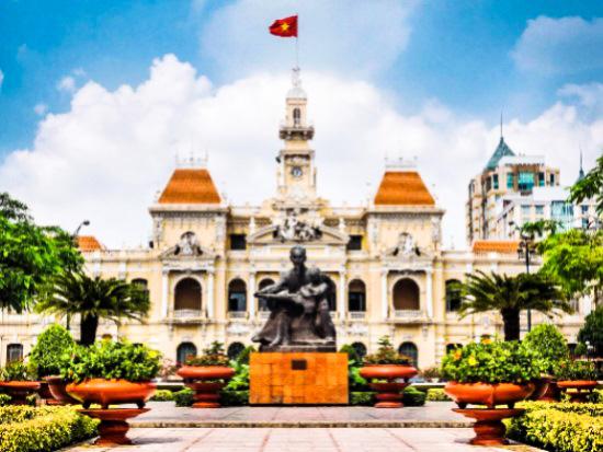 South Vietnam Vacation: Saigon and Mekong Delta