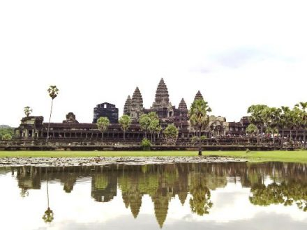 Cambodia Holiday: Siem Reap and Phnom Penh
