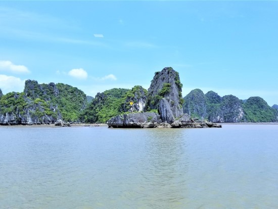 Authentic Halong Bay
