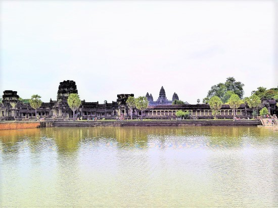 Angkor Wat - wonders of Cambodia