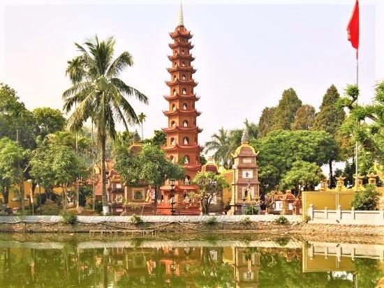 Tran Quoc Pagoda- wonders of Vietnam