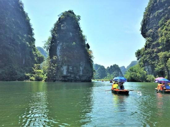 Trang An - wonders of Vietnam