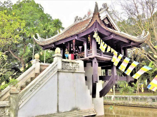 City Tour: One Pillar Pagoda