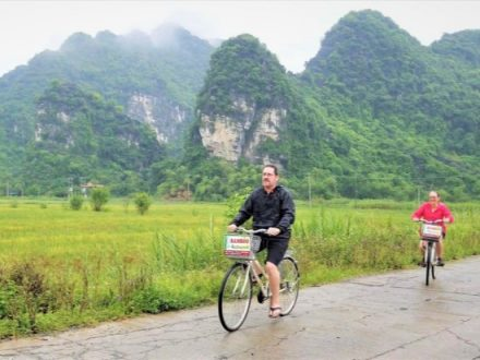 Cycling Tour - Ninh Binh Tour