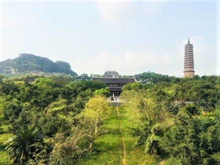Bai Dinh Pagoda - Ninh Binh Trip 2 days