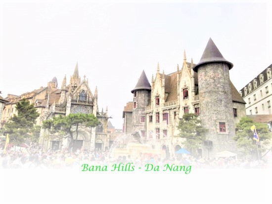 Bana Hills - Vietnam Tour