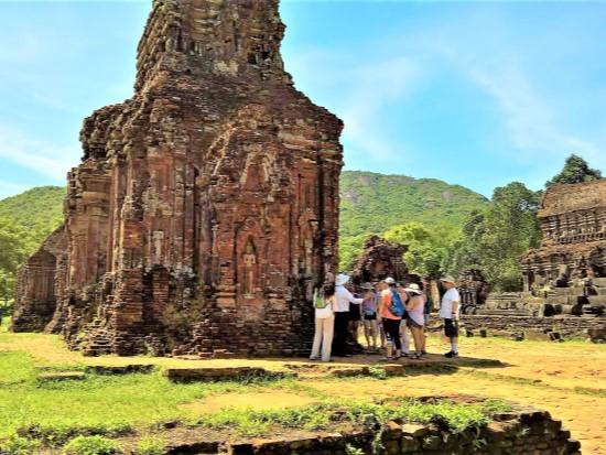 My Son Sanctuary - Vietnam Tour