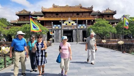 Hue Tour: explore Hue City with Lowell and friends