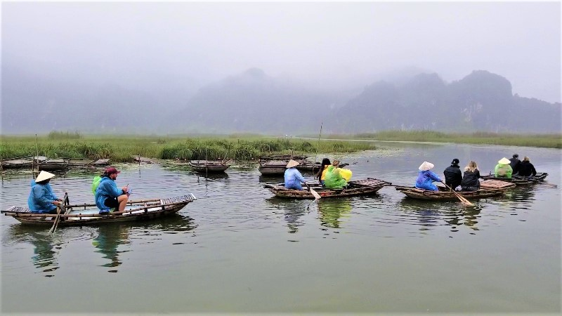 Ninh Binh Trip - Van Long Nature Reserve