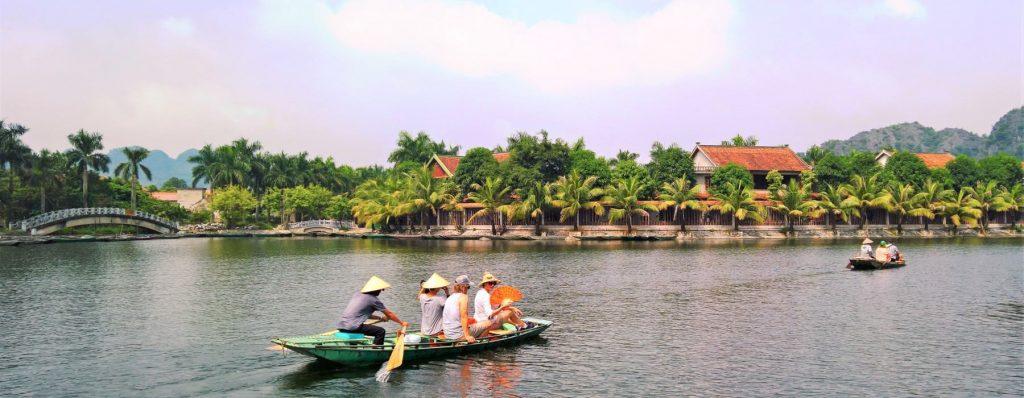 Tam Coc scenery