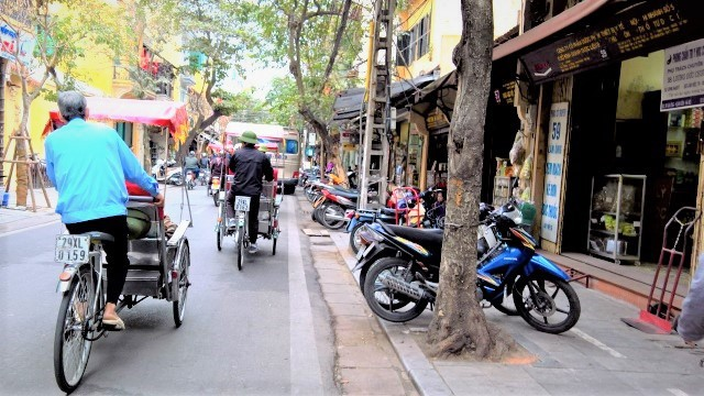 Hanoi Trip: wonderful time in the city with friendly Australian
