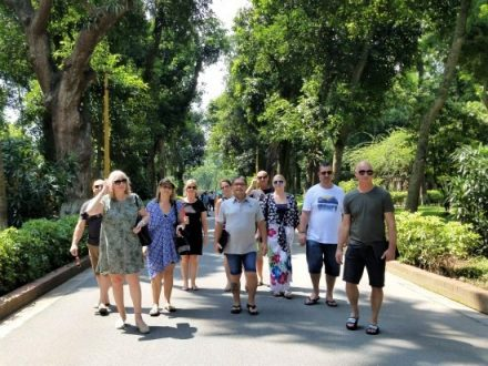 Vietnam tour with Angela and friends