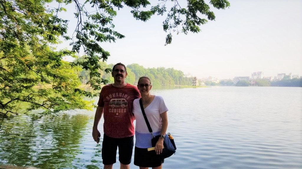 Hanoi Tour – what a fantastic experience for Gavin and Rachael