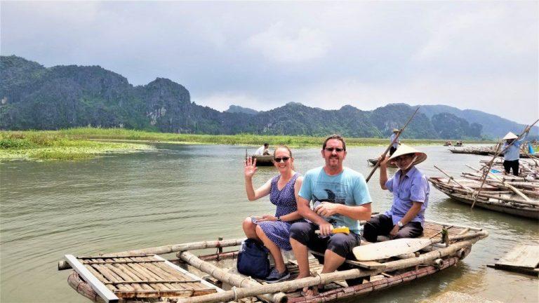 Van Long - Halong Bay on land