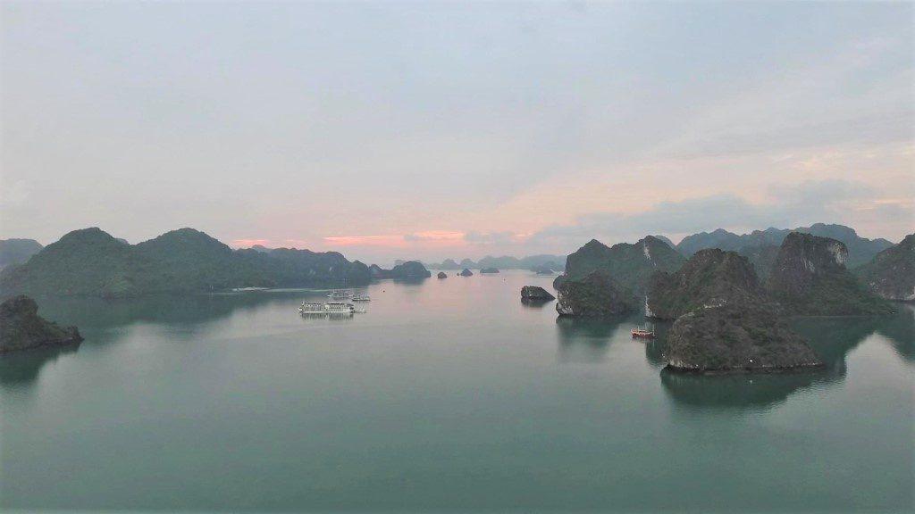 Halong Bay - World Natural Wonder