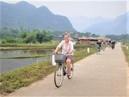 Cycling - Mai Chau Tour