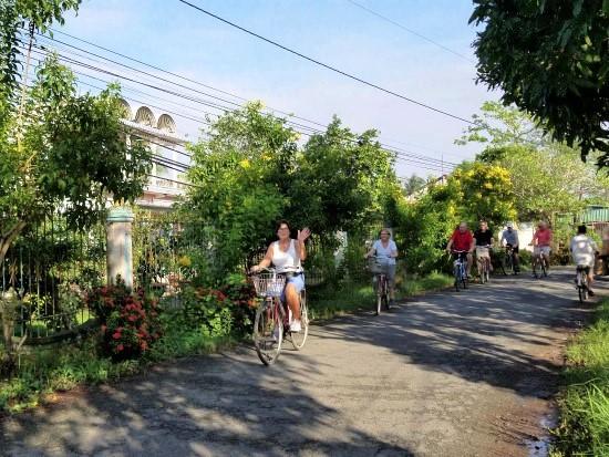 Cycling - Mekong Trip