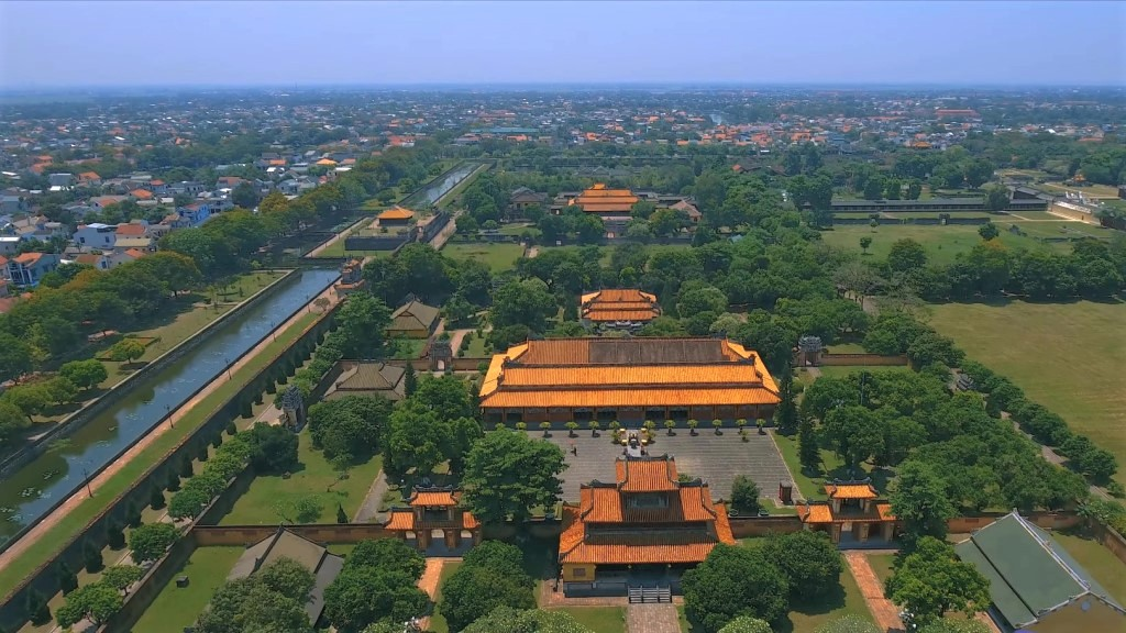 Hue imperial city (Hue former capital) - Vietnam Attractions