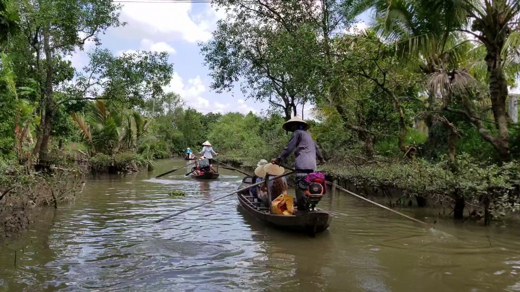 Mekong River Delta - Vietnam attractions