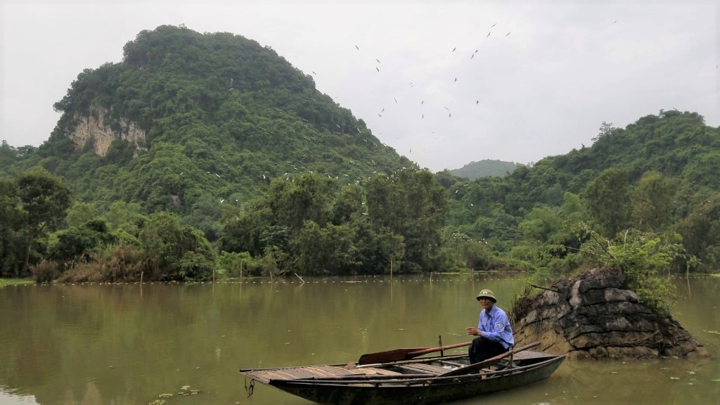 Thung Nham Bird Park -Ninh Binh highlights
