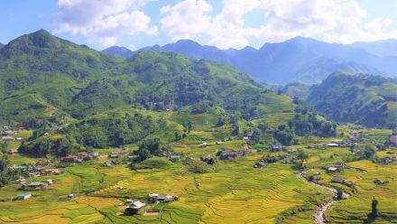 Sapa Mountain Town - Top Places to Visit in Vietnam