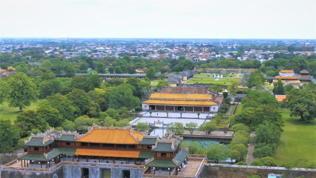 Hue Imperial City - Hue attractions