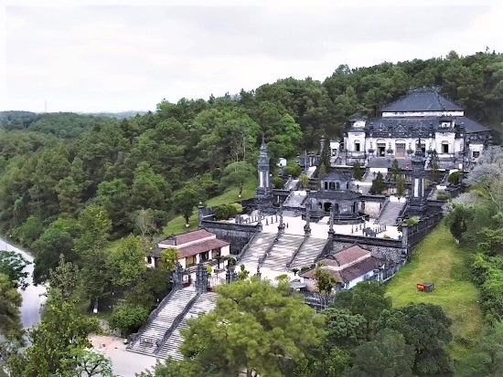 Mausoleum of King Khai Dinh