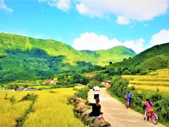 Ta Giang Phinh Village - Sapa Tour