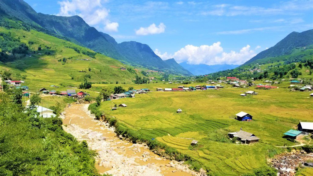 Muong Hoa Valley - Sapa attractions