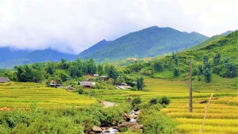 Ta Giang Phinh - Sapa attractions